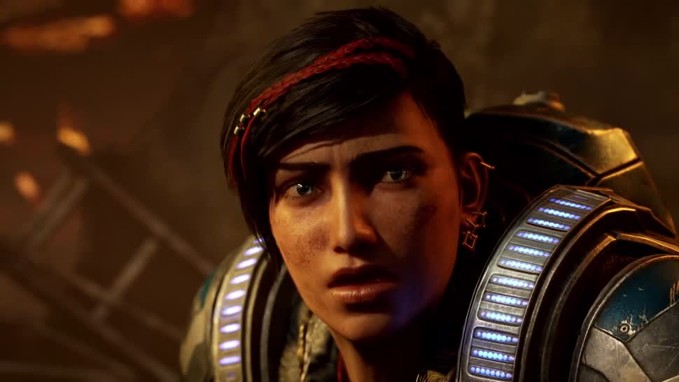 Microsoft, Trailer, Xbox, Xbox One, Gamescom, actionspiel, Microsoft Xbox One, gamescom 2019, Gears 5, Gears of War 5