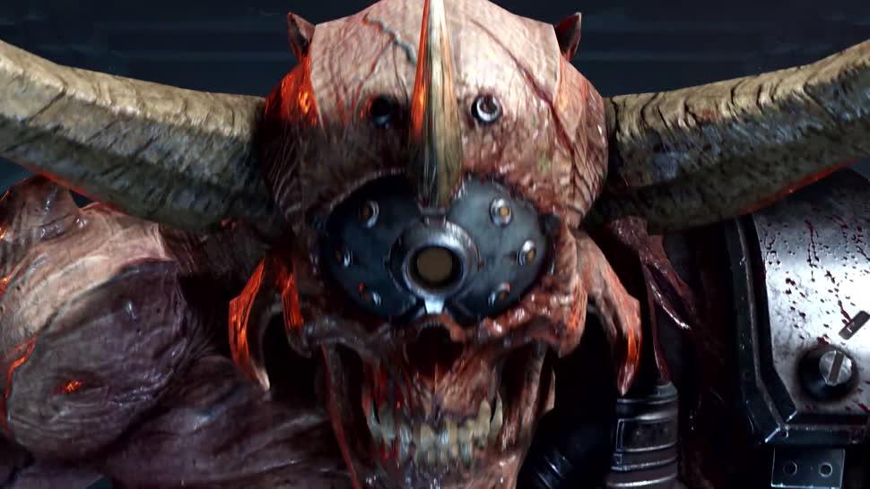 Trailer, Ego-Shooter, Gamescom, Bethesda, Id Software, Doom, Bethesda Softworks, gamescom 2019, Doom Eternal