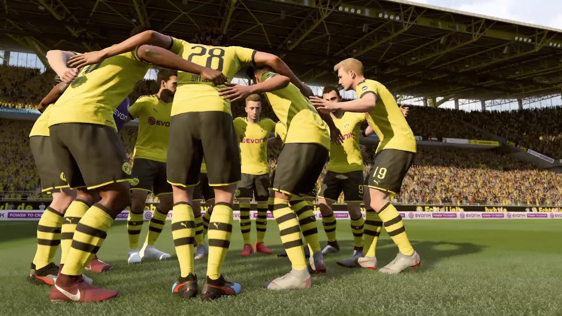 Electronic Arts, Ea, Gamescom, Fußball, Fifa, Bundesliga, gamescom 2019, Fifa 20