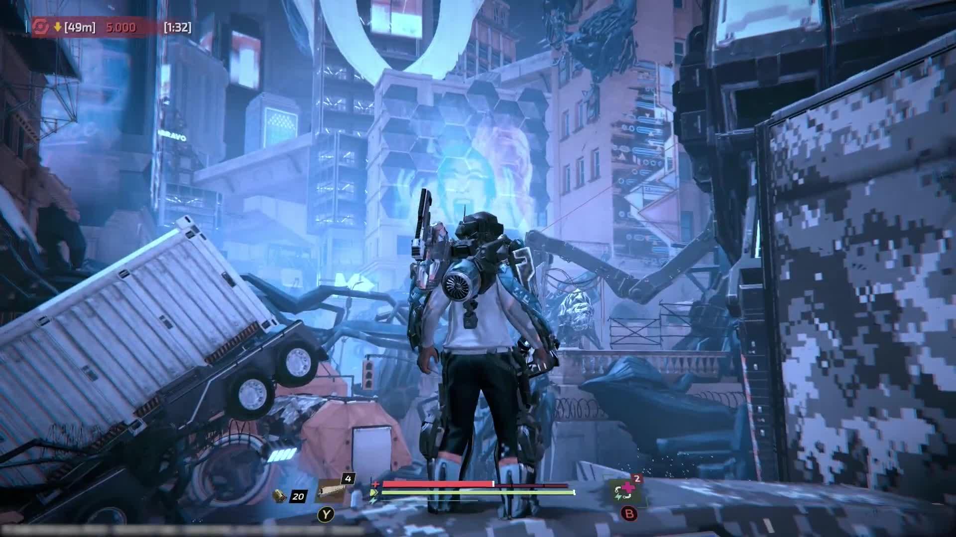 Trailer, Gamescom, actionspiel, Focus Interactive, gamescom 2019, The Surge, The Surge 2