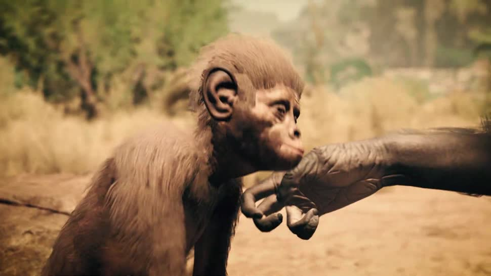 Trailer, Survival, Ancestors, The Humankind Odyssey, Ancestors: The Humankind Odyssey, Private Division