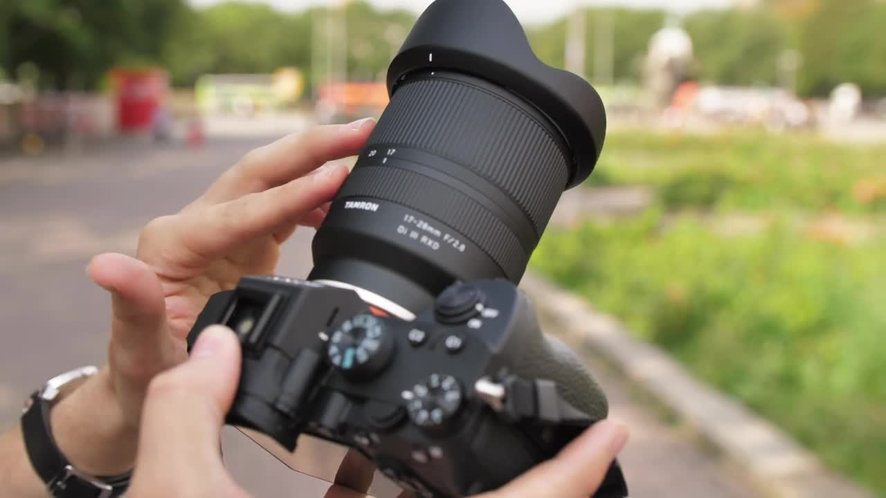 Sony, ValueTech, Fotografie, Objektiv, Tamron