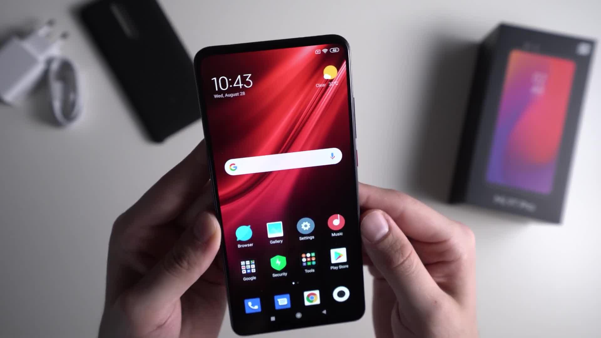 Smartphone, Android, Xiaomi, Andrzej Tokarski, Tabletblog, Unboxing, Xiaomi Mi 9T Pro, Xiaomi Redmi K20 Pro, Redmi K20 Pro, Mi 9T Pro