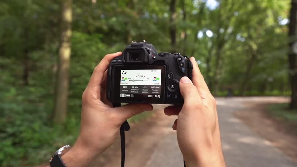 Kamera, ValueTech, Fotografie, Canon, Dslr, EOS 250D