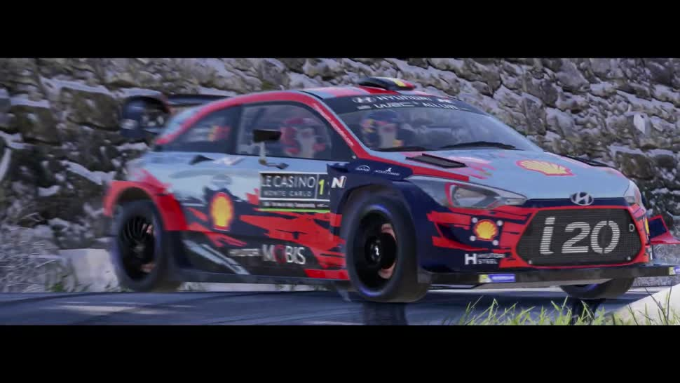 Trailer, Rennspiel, WRC, Bigben Interactive, WRC 8