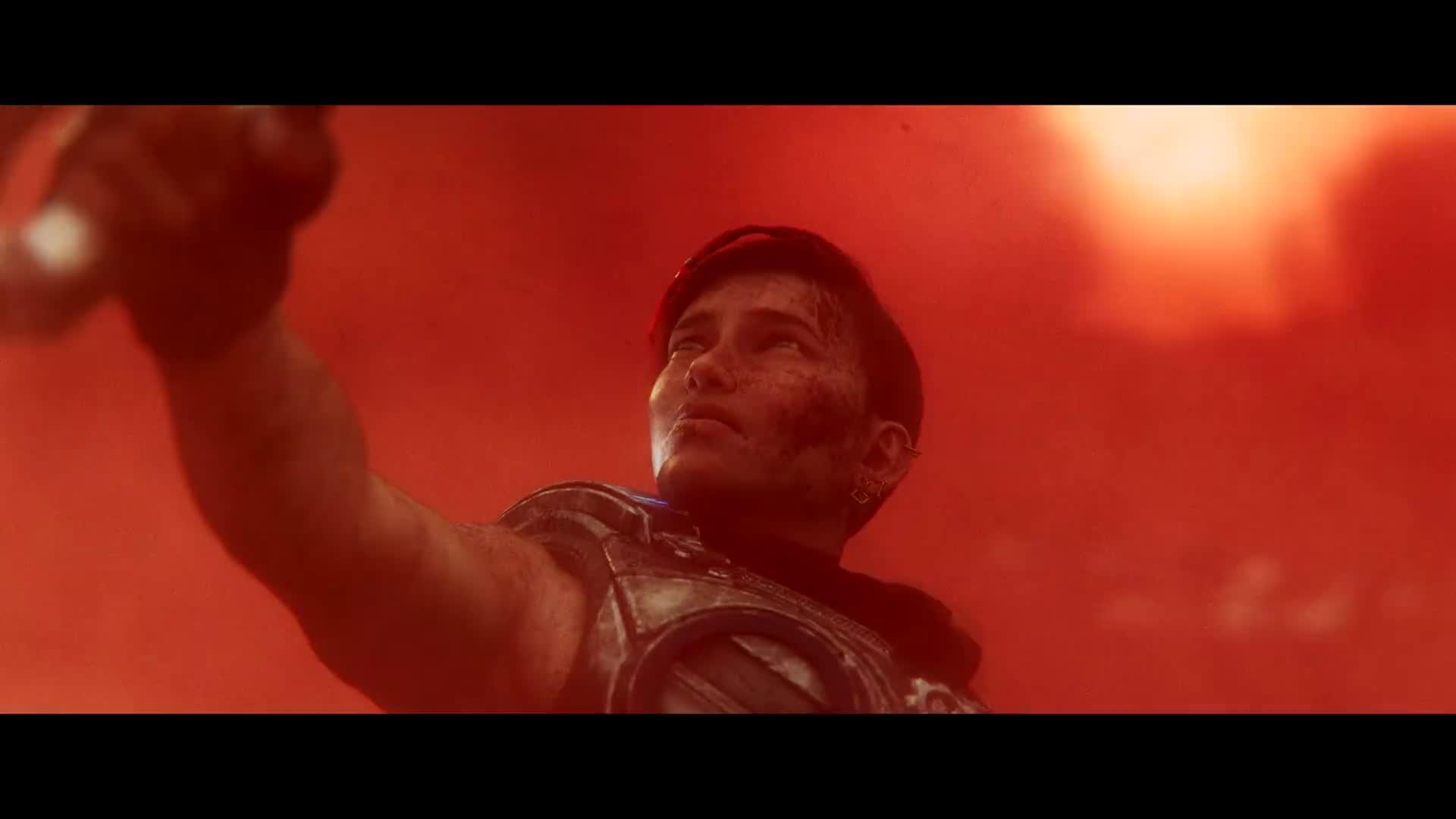 Microsoft, Trailer, Windows 10, Xbox, Xbox One, actionspiel, Microsoft Xbox One, Gears of War, Gears 5, Gears of War 5
