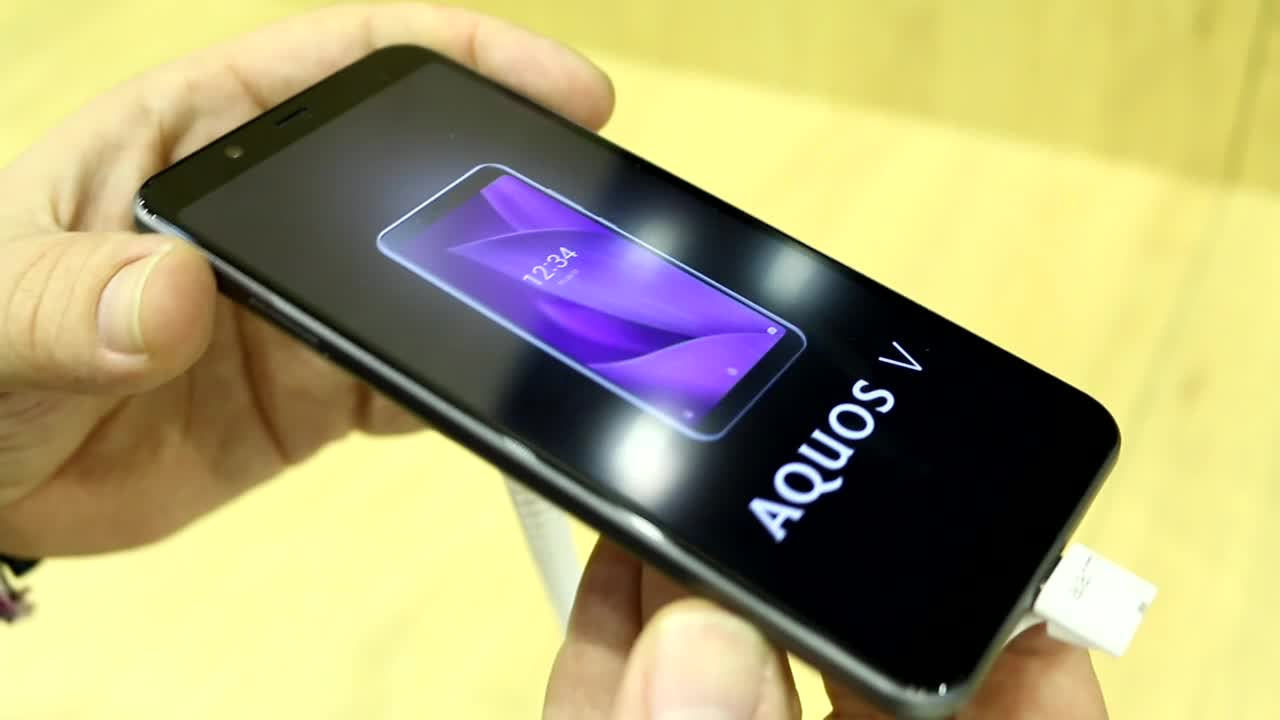 Smartphone, Test, Octacore, Hands-On, Ifa, Schnäppchen, Hands on, Review, günstig, Billig, Dualcam, Android 9.0, Sharp, Qualcomm Snapdragon 835, High-End, IFA 2019, Sharp Aquos V