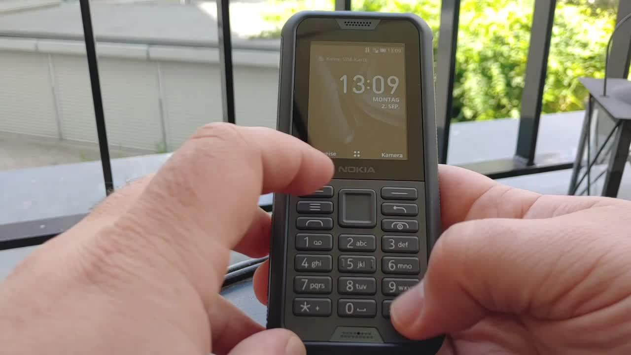 Nokia, Ifa, Roland Quandt, IFA 2019, Nokia 800 Tough, Nokia 800