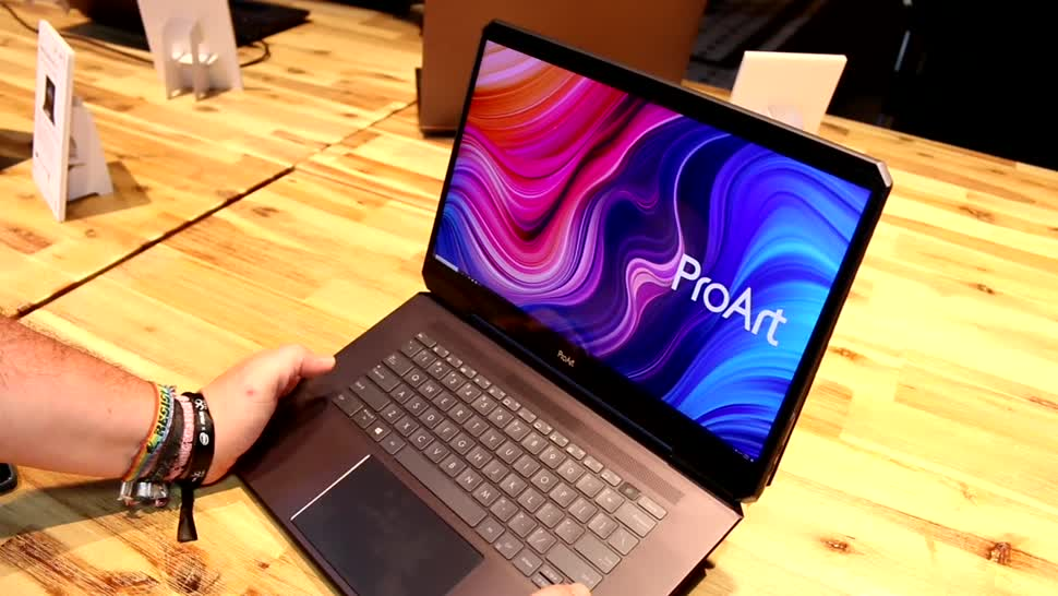 Asus, Hands-On, Ifa, Roland Quandt, IFA 2019, ProArt, Studiobook One