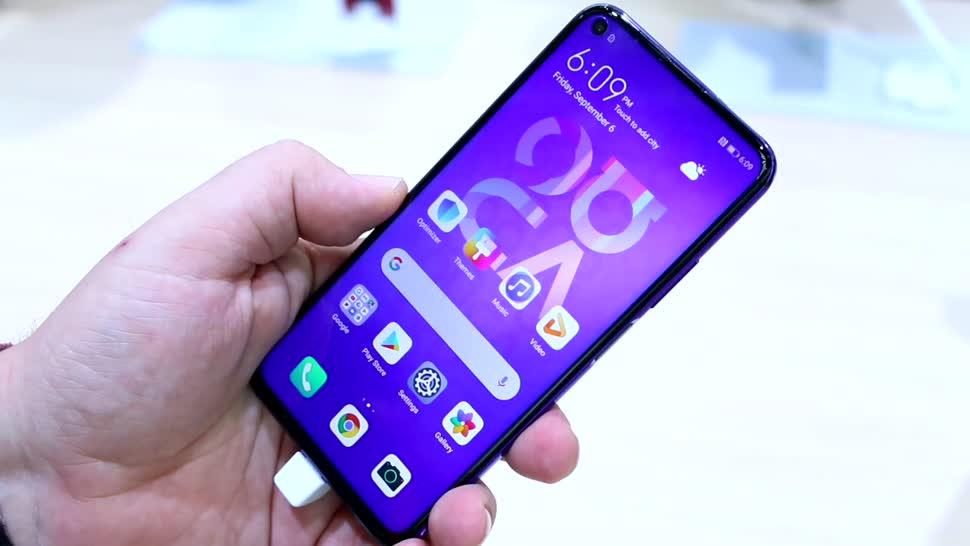 Hands-On, Ifa, Roland Quandt, IFA 2019, Huawei Nova 5