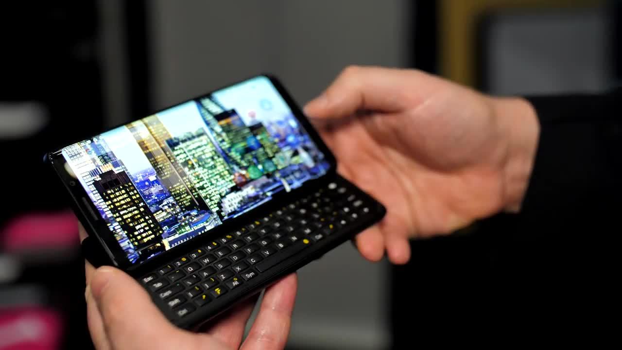 Smartphone, Display, Hands-On, Ifa, Tastatur, ValueTech, IFA 2019, F(x)tec