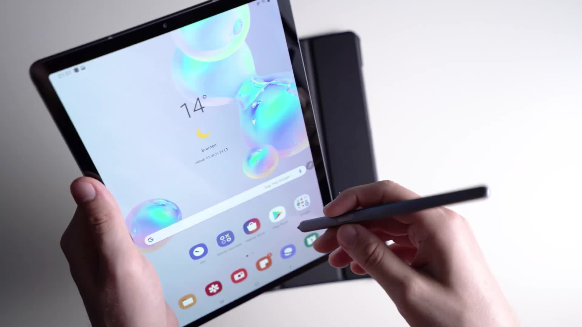Tablet, Samsung, Galaxy, Samsung Galaxy, Stylus, Andrzej Tokarski, Tabletblog, Samsung Mobile, Stift, S Pen, Tipps und Tricks, Tipps, Samsung Galaxy Tab S6, Galaxy Tab S6