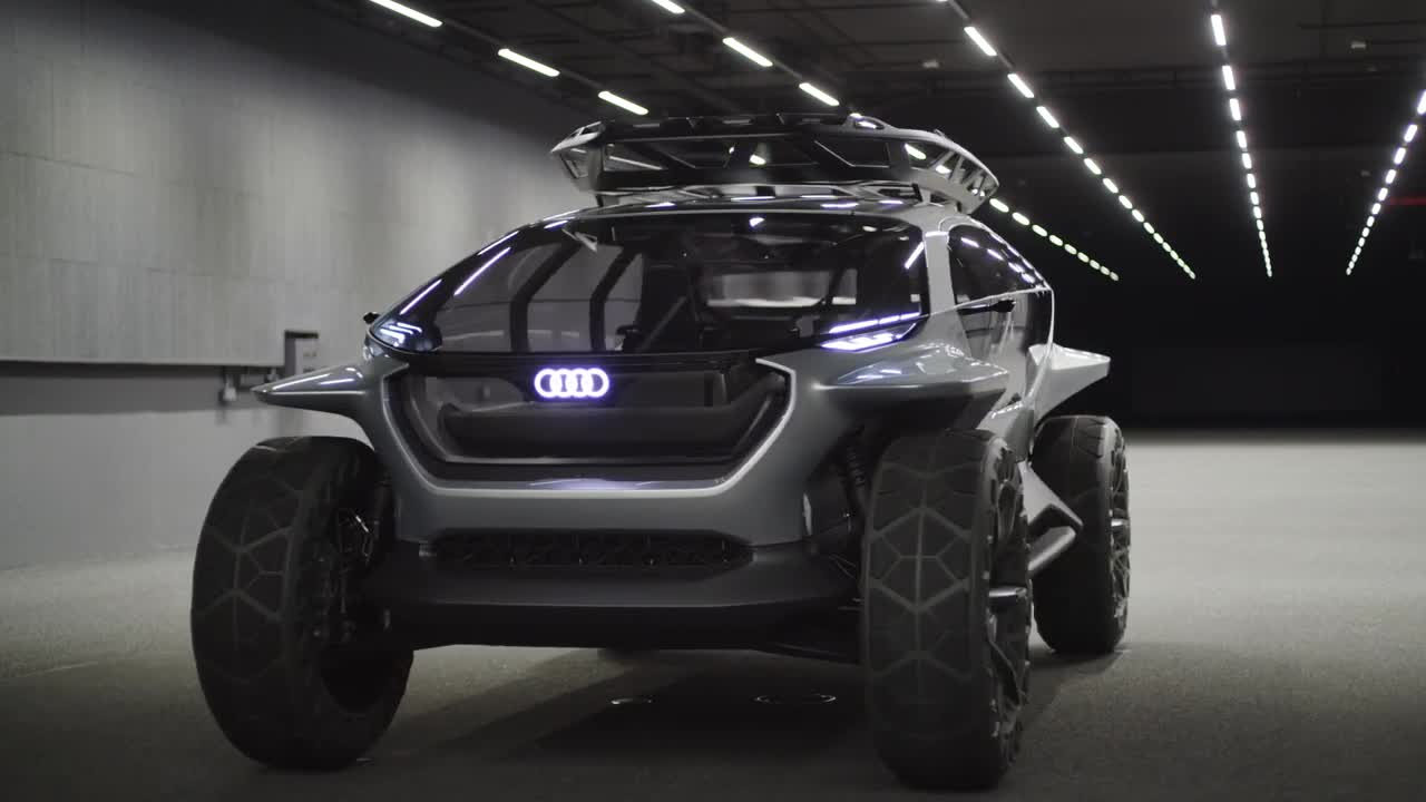 Elektroautos, Konzept, Audi, IAA 2019, Concept Car, Audi AI:Trail quattro