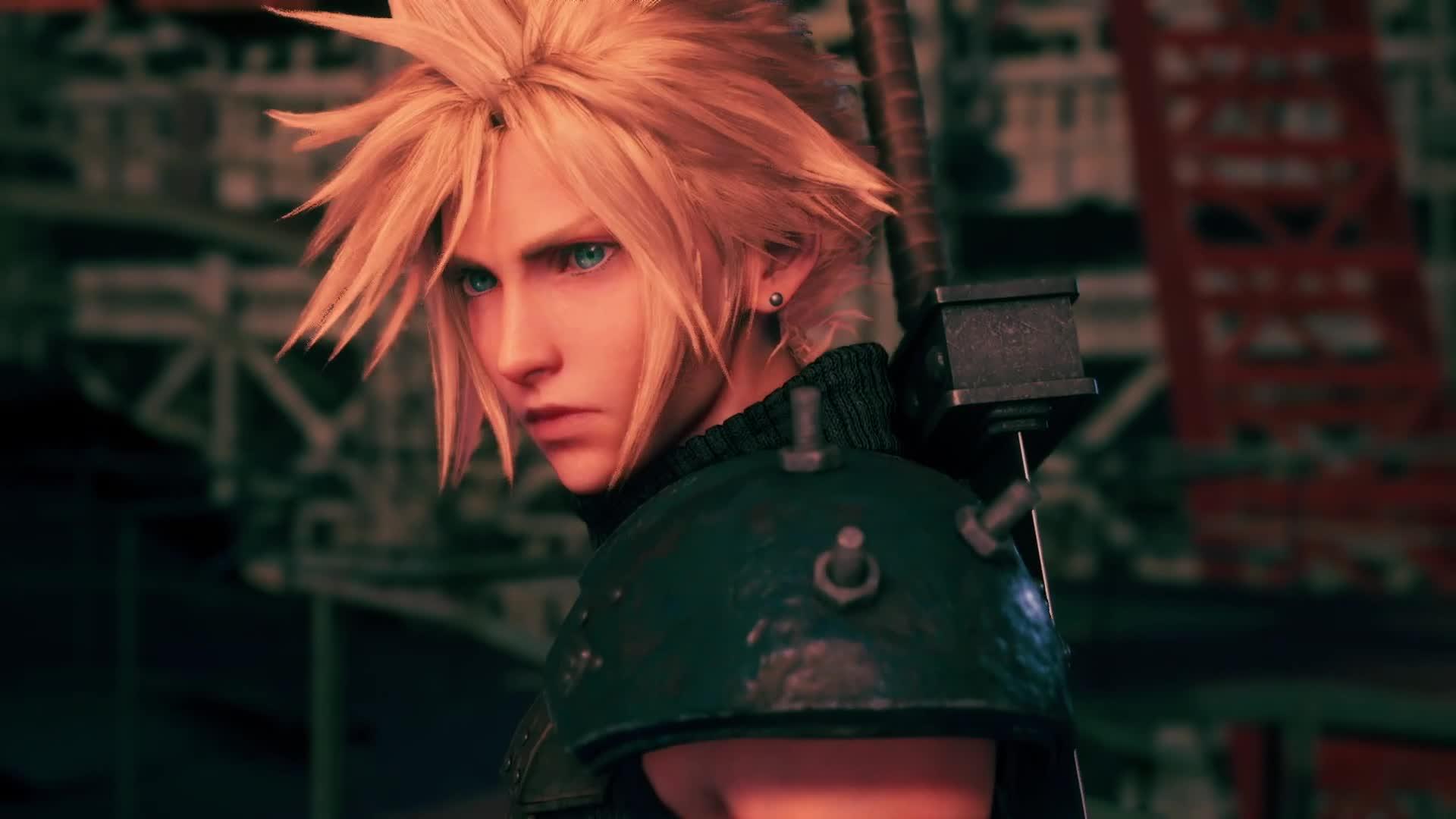 Trailer, Rollenspiel, Square Enix, Final Fantasy, TGS, final fantasy 7, Final Fantasy VII, Final Fantasy VII Remake, TGS 2019