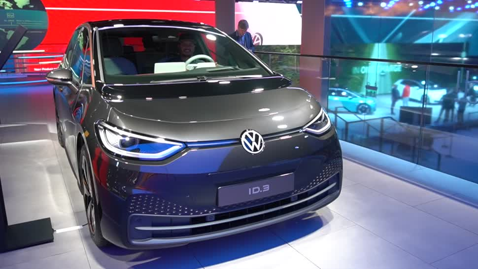 Auto, Elektroautos, Elektromobilität, NewGadgets, Elektroauto, Johannes Knapp, Vw, volkswagen, Elektrofahrzeug, IAA 2019, Volkswagen ID.3, VW ID.3, Fahrzeugs