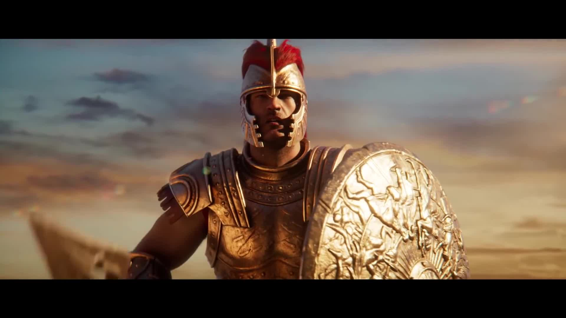 Trailer, Strategiespiel, SEGA, Total War, A Total War Saga: TROY