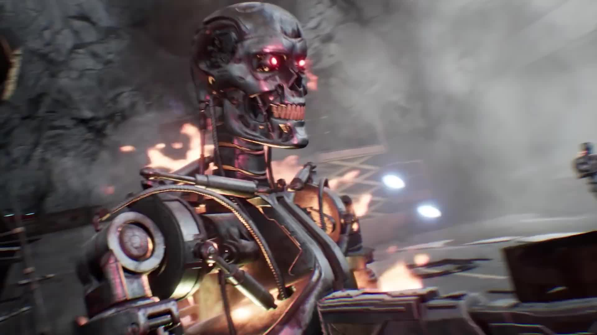 Trailer, Shooter, Terminator, Reef Entertainment, Terminator Resistance
