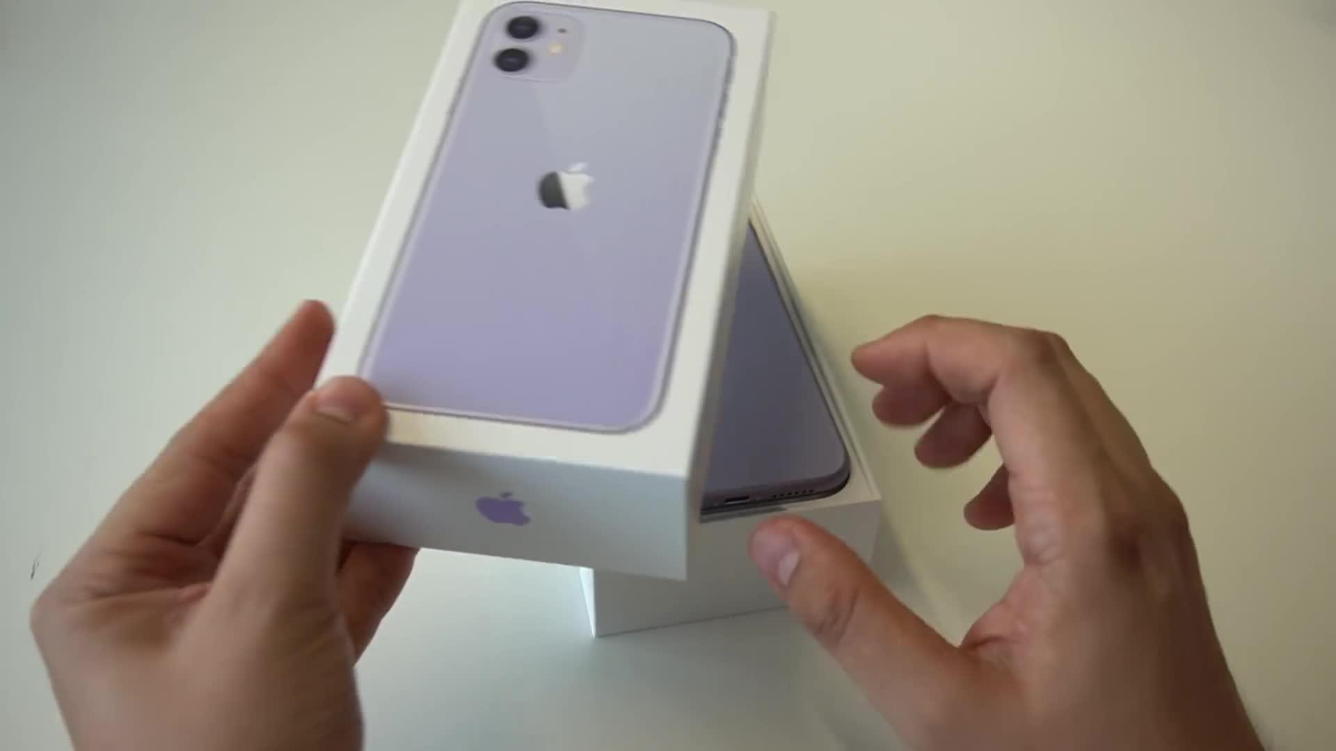 Smartphone, Apple, Iphone, NewGadgets, Johannes Knapp, Unboxing, iPhone 11, Apple iPhone 11