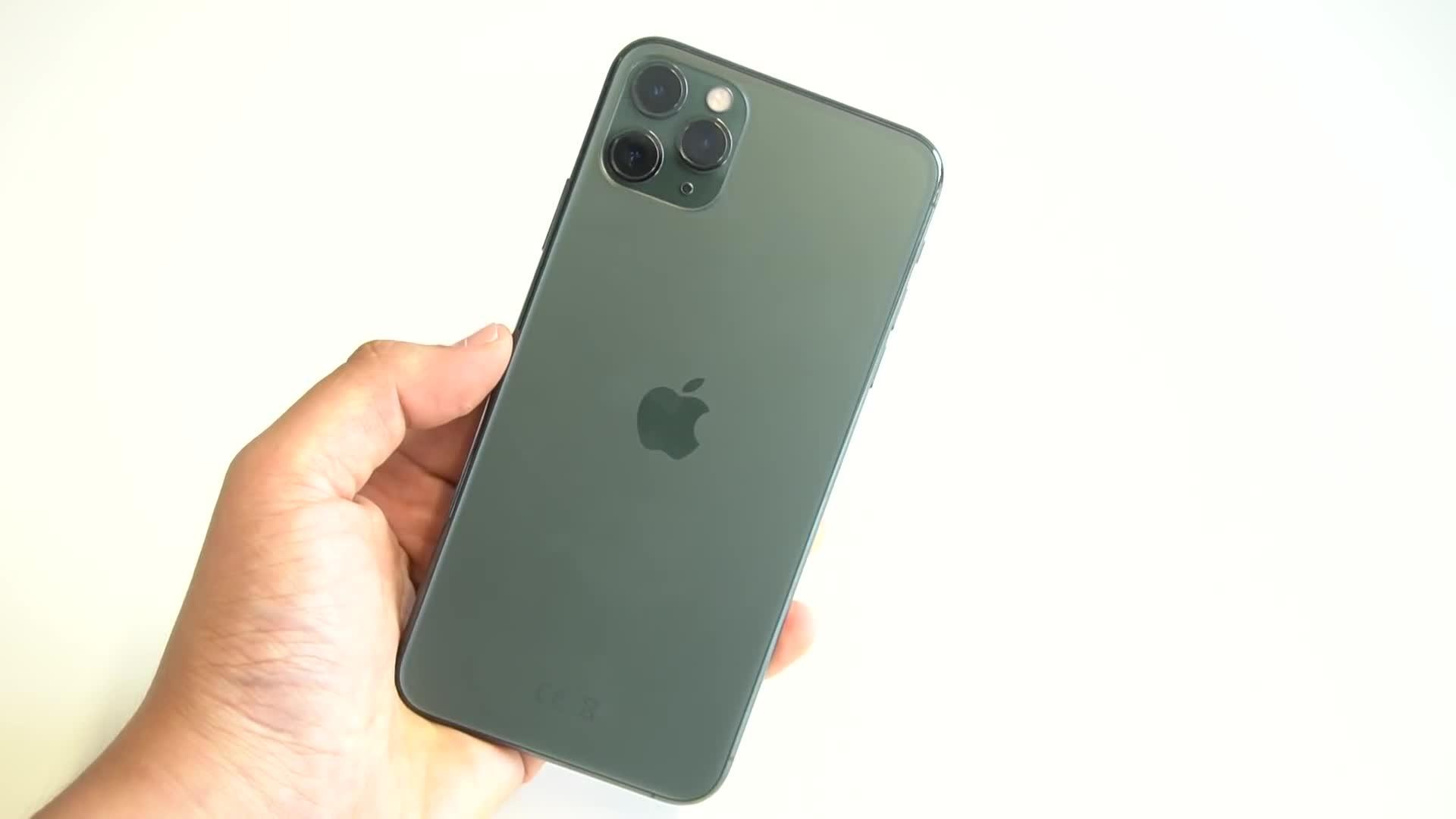 Smartphone, Apple, Iphone, NewGadgets, Johannes Knapp, Unboxing, iPhone 11 Pro Max, Apple Iphone 11 Pro Max