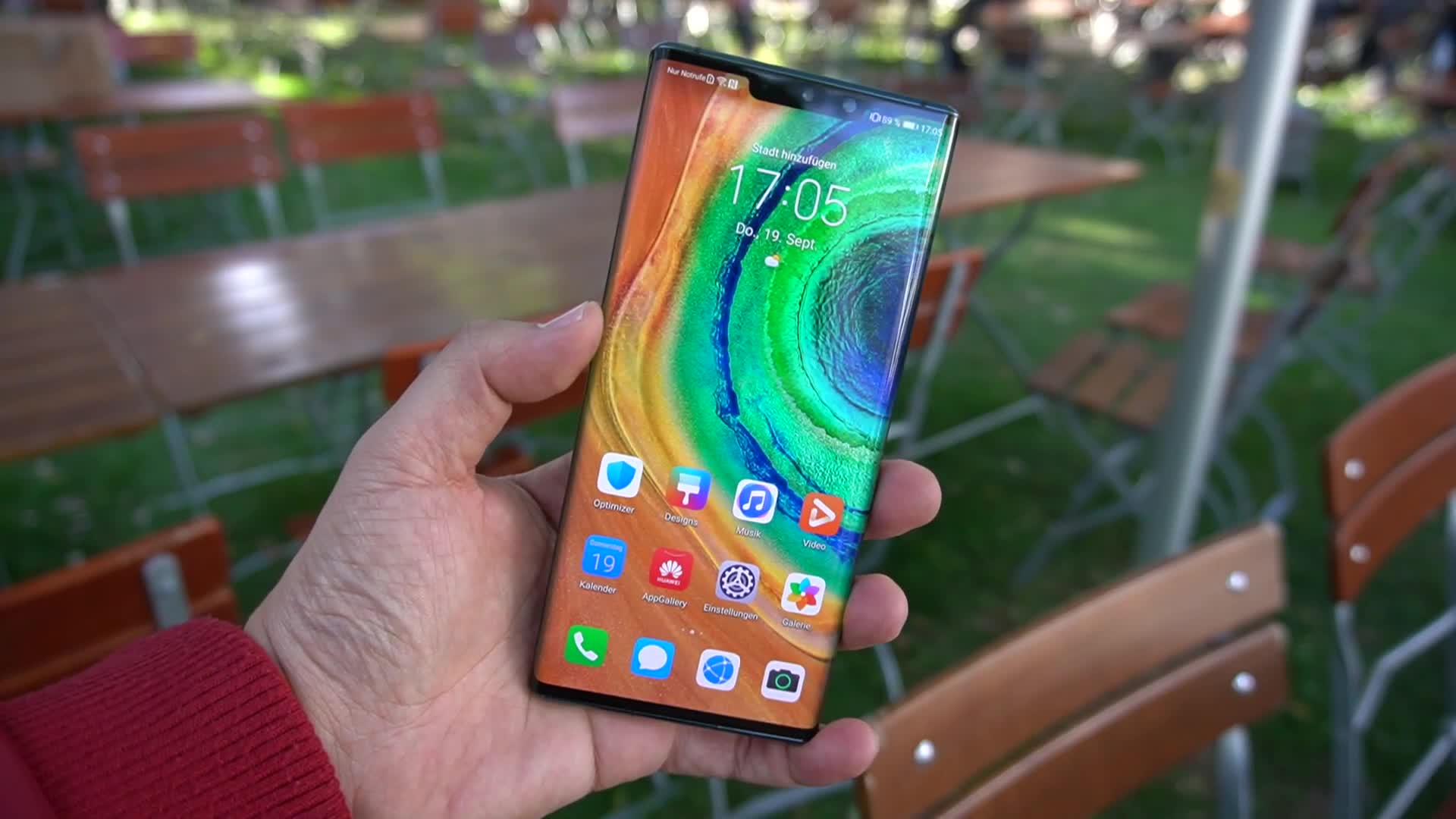 Smartphone, Android, Huawei, Hands-On, Huawei Mate 30 Pro, Mate 30 Pro