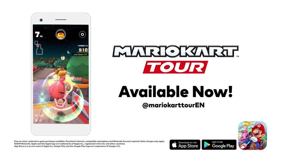 Android, iOS, Nintendo, Rennspiel, Mobile Gaming, Mobile Games, Mario Kart, Freemium, Mario Kart Tour