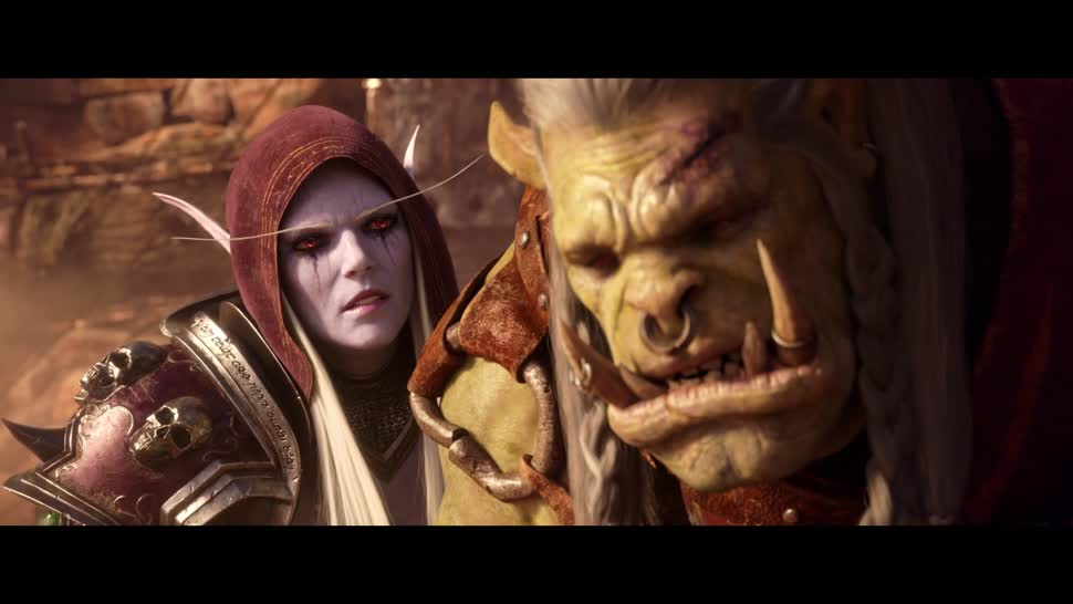 world of warcraft cinematic trailer zum ende der. Black Bedroom Furniture Sets. Home Design Ideas