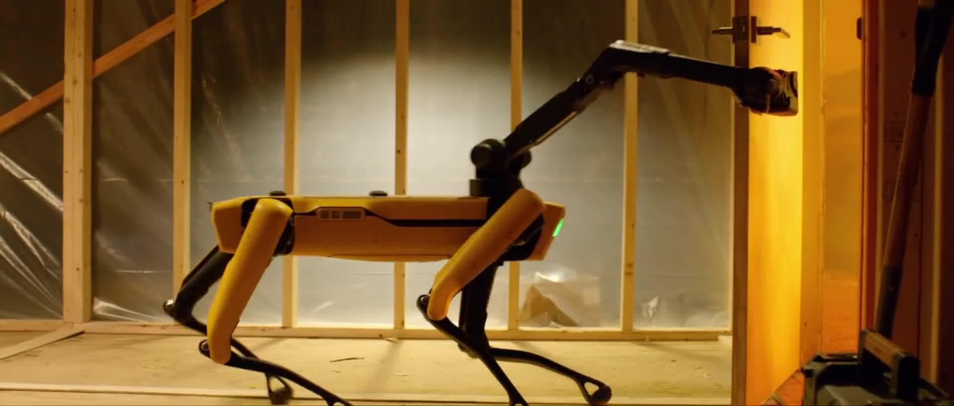 Forschung, Künstliche Intelligenz, Ki, Roboter, Robotik, Spot, Boston Dynamics