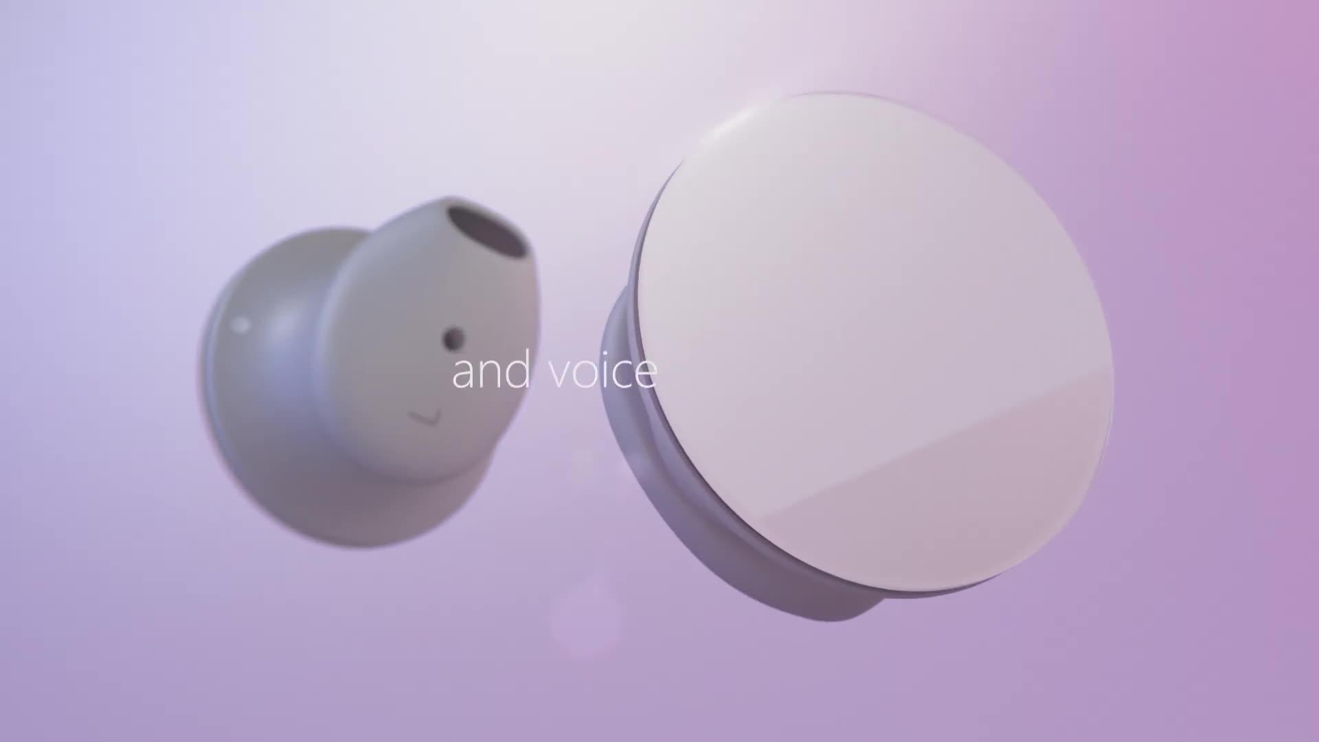 Microsoft, Surface, Microsoft Surface, Kopfhörer, Surface earBuds, Microsoft Surface Earbuds