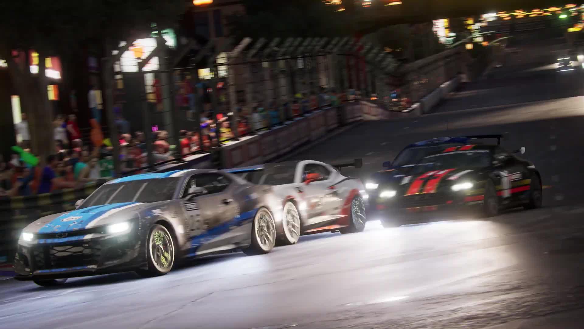 Trailer, Rennspiel, Codemasters, Grid, Racing