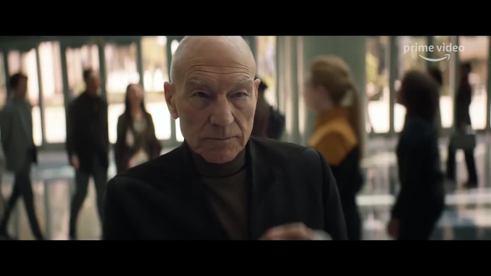Trailer, Serie, Teaser, TV-Serie, Star Trek, Picard