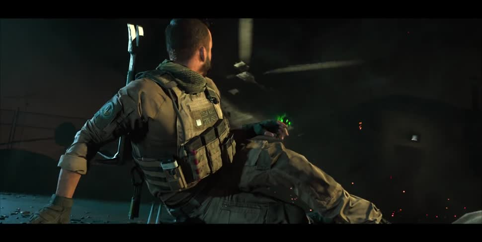 Trailer, Ego-Shooter, Call of Duty, Activision, Modern Warfare, Infinity Ward, Call of Duty: Modern Warfare