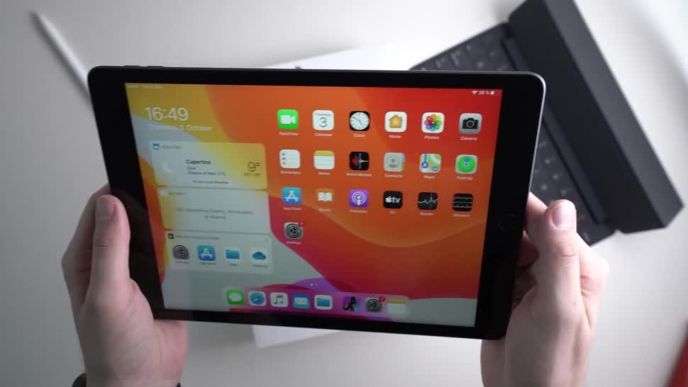 Apple, Tablet, Ipad, Apple Ipad, Andrzej Tokarski, Tabletblog, Unboxing, iPadOS, Apple iPad 10.2, iPad 10.2