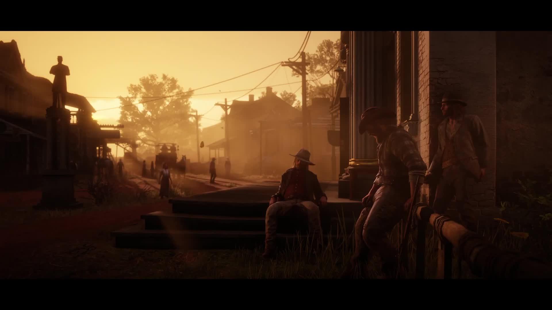 Trailer, Pc, Rockstar Games, Rockstar, Red Dead Redemption, Red Dead Redemption 2