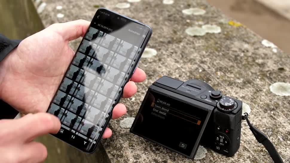 Kamera, ValueTech, Digitalkamera, Canon, Kompaktkamera, Powershot, PowerShot G5 X Mark II