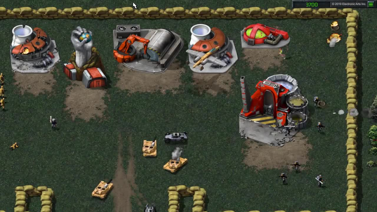 Trailer, Electronic Arts, Ea, Command & Conquer, C&C, Remastered
