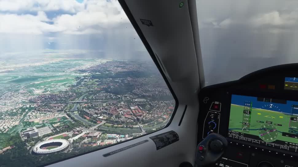 Microsoft, Trailer, Simulation, flugsimulation, Flight Simulator, Flugsimulator, Microsoft Flight Simulator, Microsoft Flight Simulator 2020
