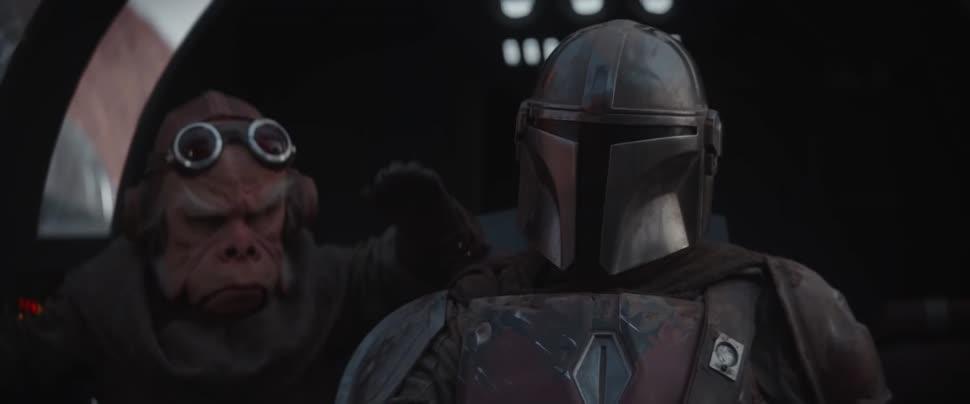 Trailer, Serie, Star Wars, Disney, Disney+, The Mandalorian, Mandalorian