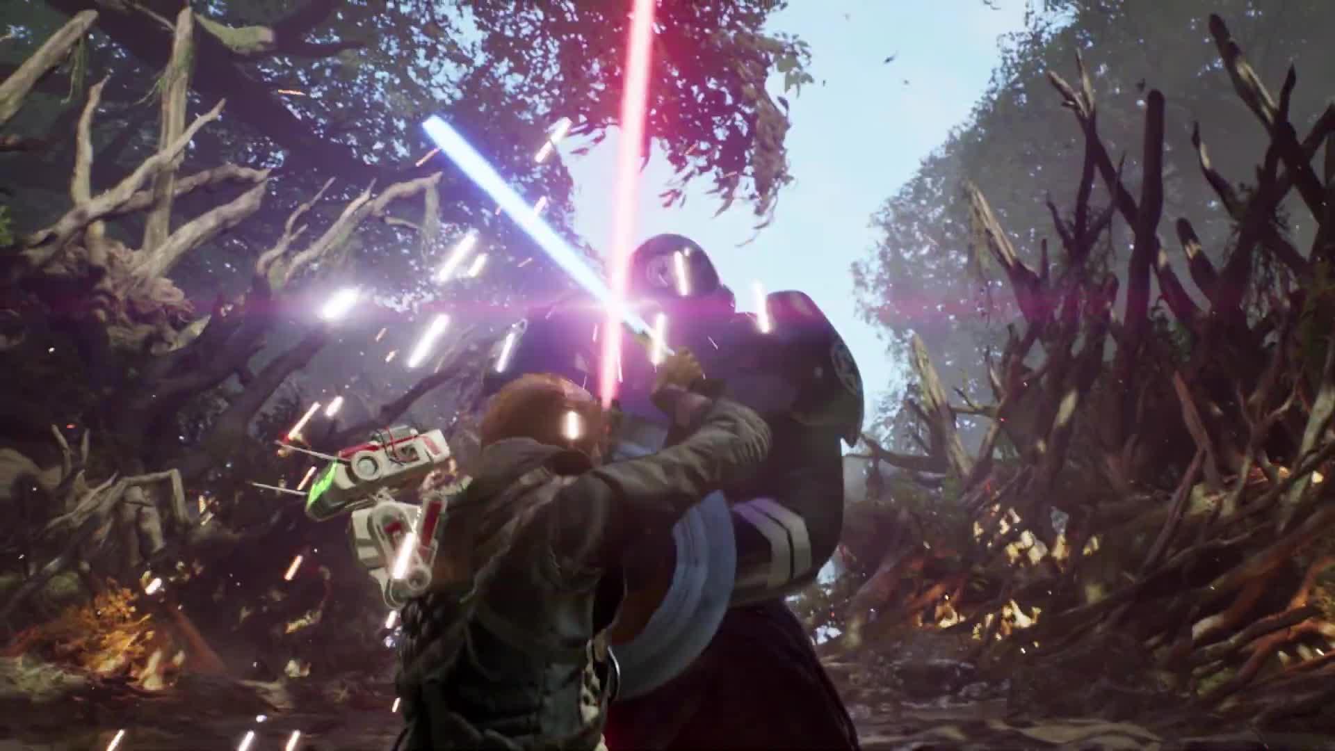 Trailer, Electronic Arts, Ea, Star Wars, Fallen Order, Star Wars Jedi: Fallen Order, Star Wars Jedi