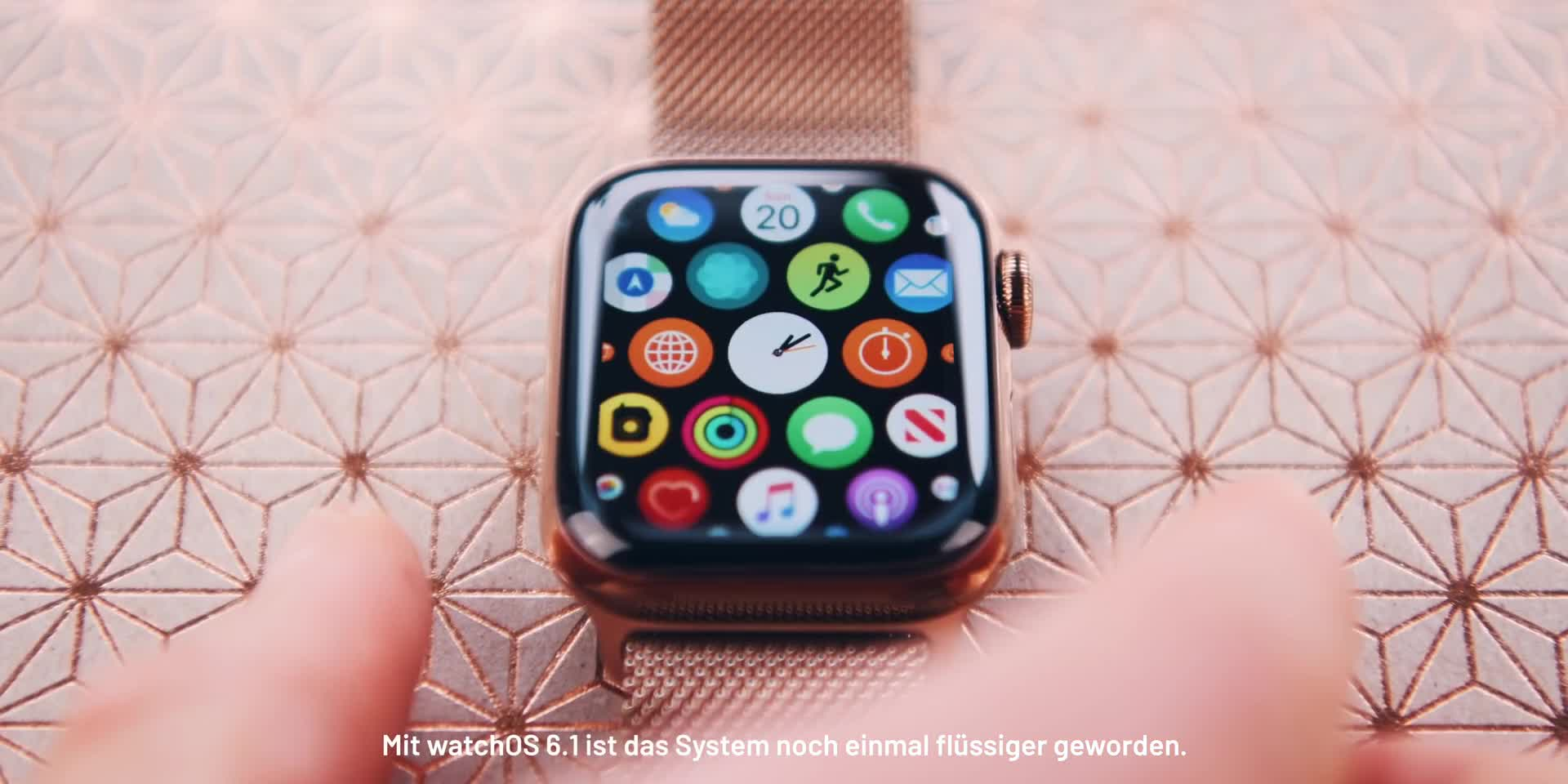 Apple, Test, smartwatch, Uhr, Wearables, Apple Watch, Armbanduhr, Jonas Kaniuth, TechnikFreundYT, Apple Watch Series 5