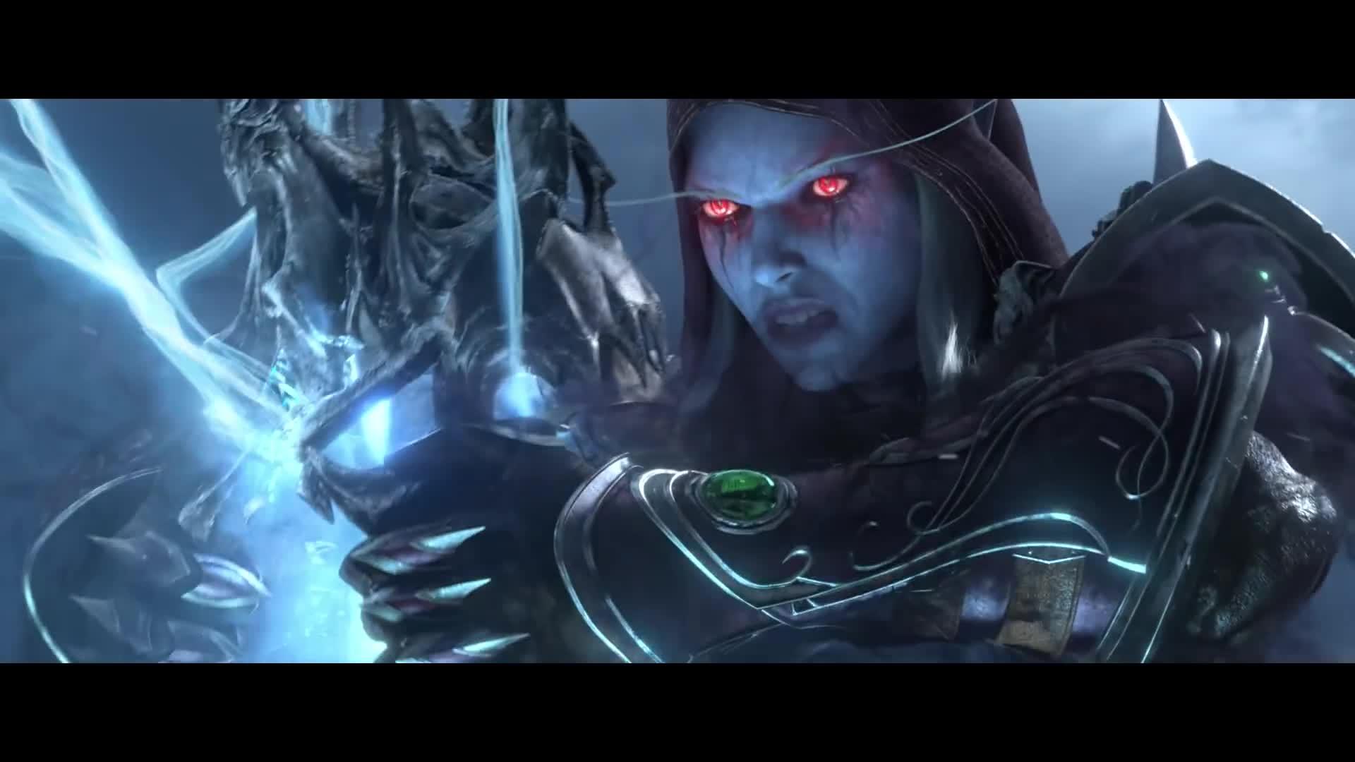 Trailer, Blizzard, Online-Spiele, Mmorpg, Mmo, Online-Rollenspiel, World of Warcraft, Blizzcon, Blizzcon 2019, Shadowlands, World of Warcraft: Shadowlands