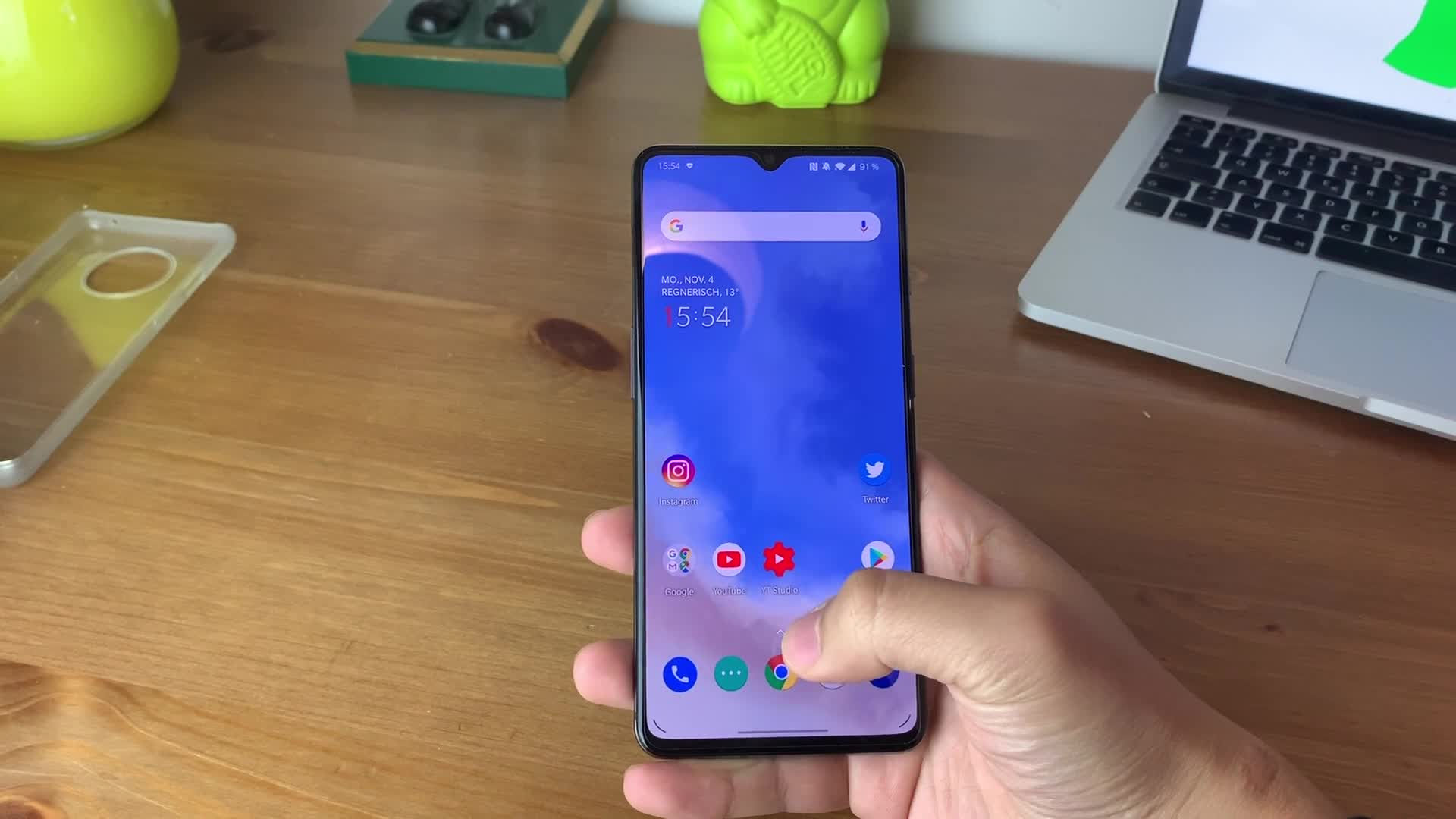 Smartphone, Android, Test, OnePlus, tblt, OnePlus 7T, Tim To