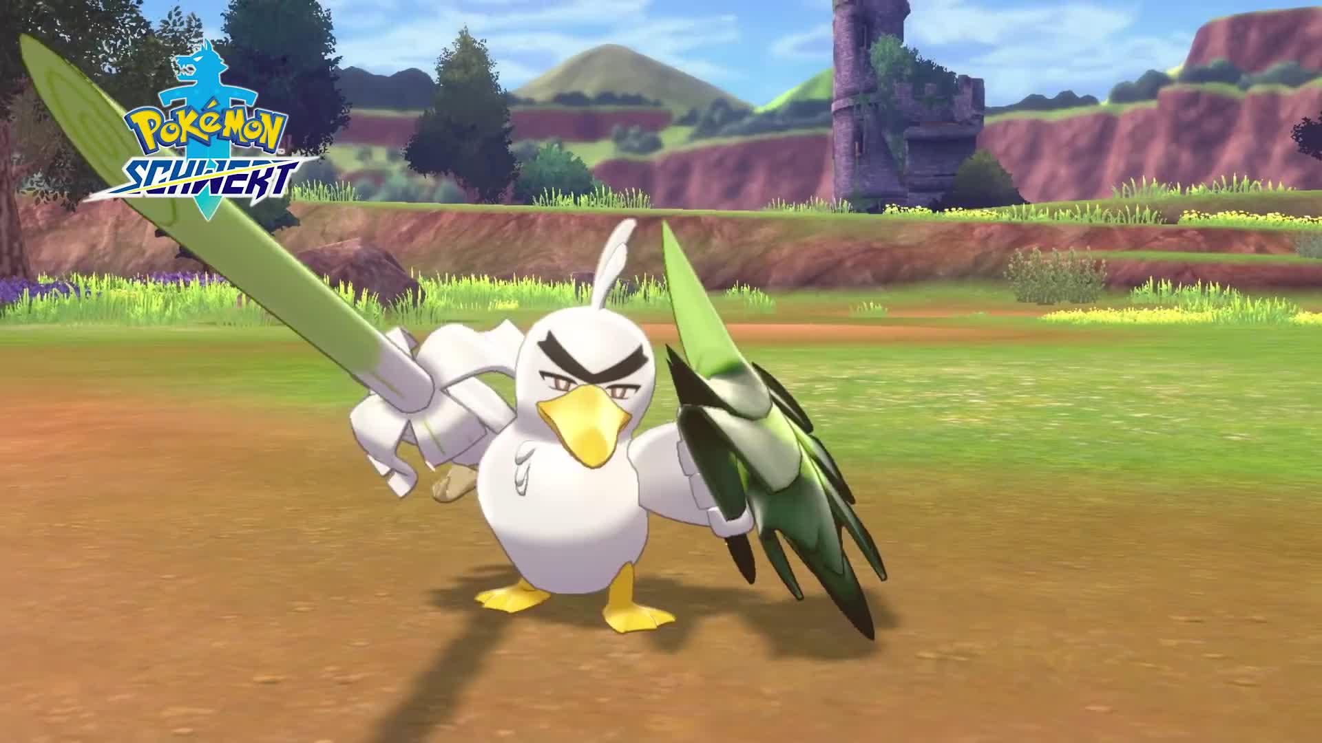 Trailer, Nintendo, Nintendo Switch, Switch, Adventure, Pokemon, Pokémon Schwert, Pokémon Schild