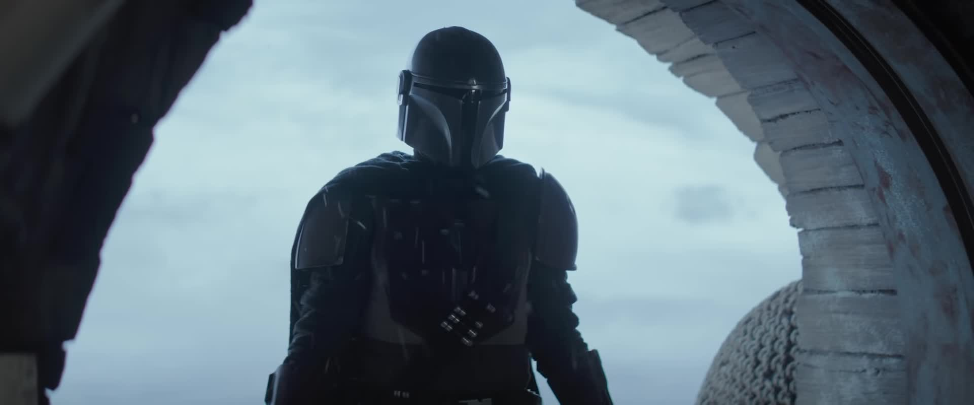 Trailer, Serie, Star Wars, Disney, Disney+, The Mandalorian, Mandalorian