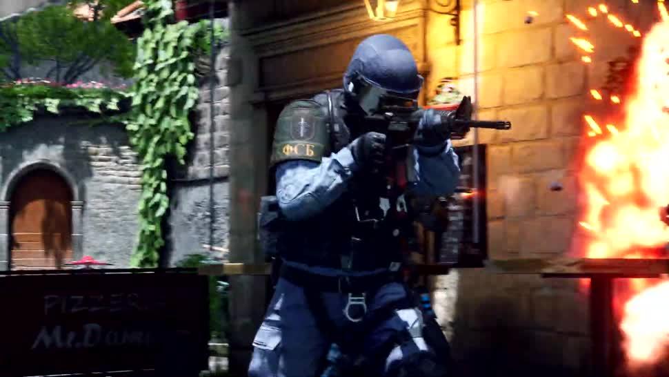 Microsoft, Trailer, Xbox, Xbox One, Game, Ankündigung, X019, Crossfire, Crossfire X