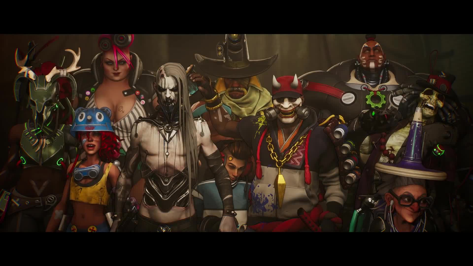 Microsoft, Trailer, Online-Spiele, Online-Shooter, X019, Ninja Theory, Bleeding Edge