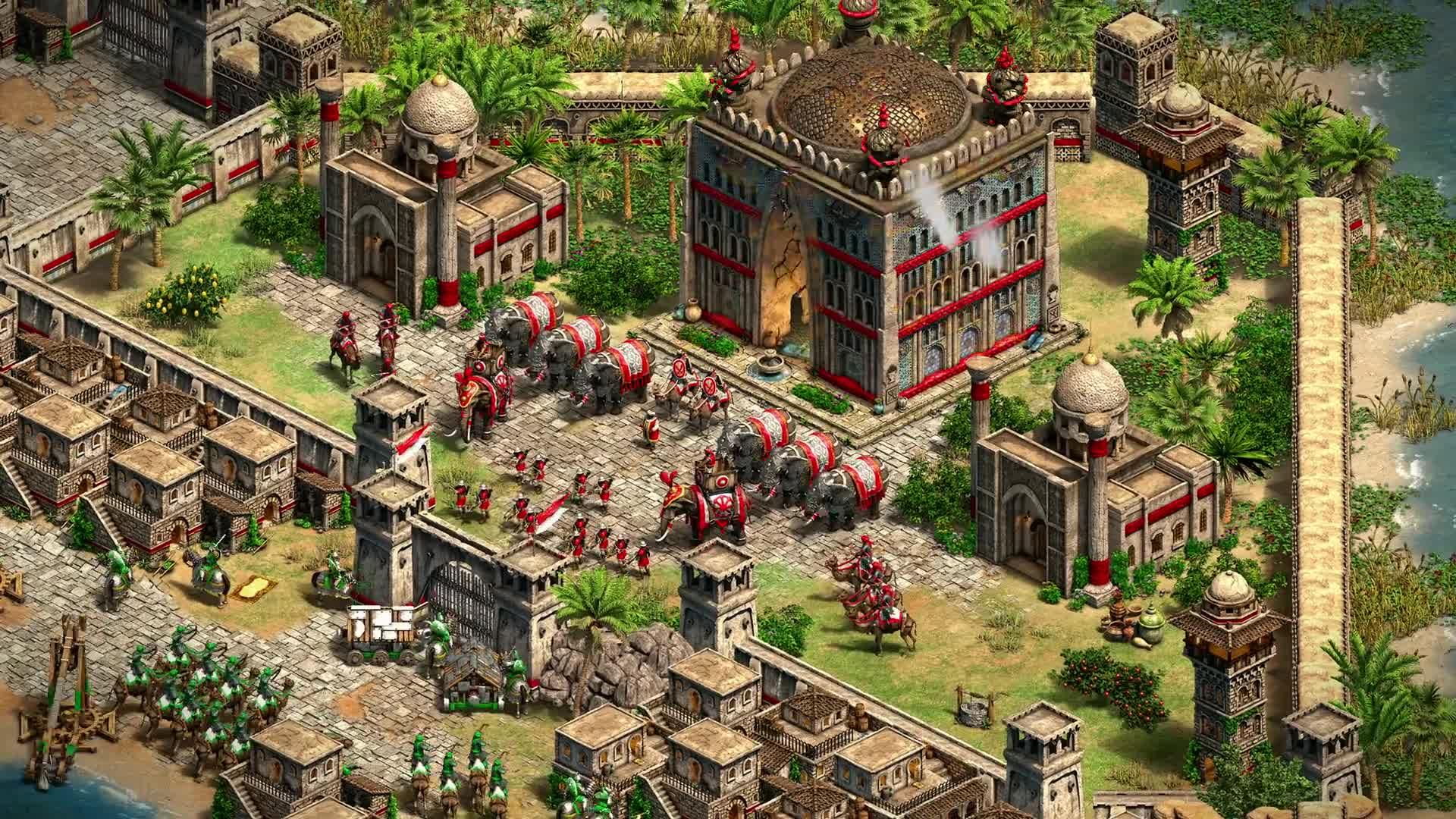Microsoft, Trailer, Strategiespiel, Age of Empires, X019, Age of Empires 2, Age of Empires 2 Definitive Edition