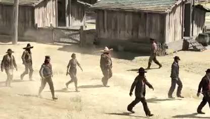 Rockstar Games, Red Dead Redemption, Pferde-GTA