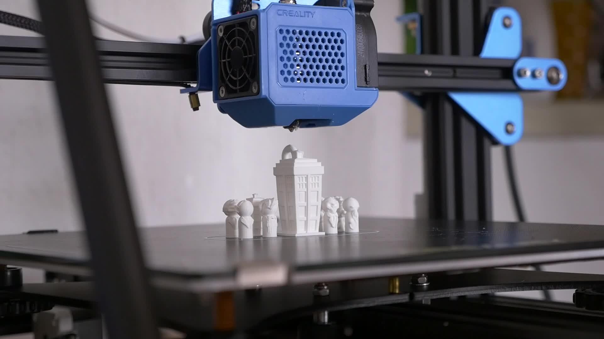 Test, Produktion, 3D-Drucker, Timm Mohn, CR10 V2