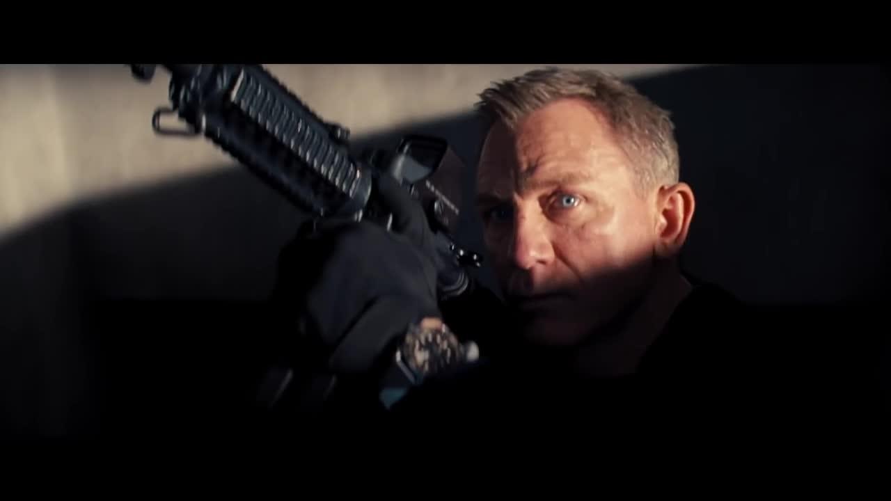 Trailer, Film, James Bond, James Bond 007, 007, Daniel Craig, Keine Zeit zu sterben, No Time to Die