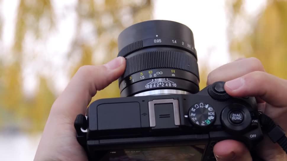 Test, ValueTech, Fotografie, Objektiv, Speedmaster 35 mm f/0.95 II, Zhongyi